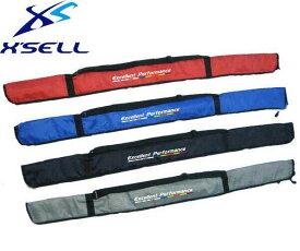 エクセル X'SELL JP-033 ストレートロッドケース130cmコスパ抜群! 選べる4色