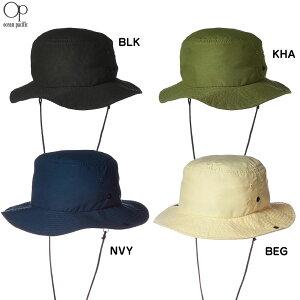 オーピー OP 518-902 メンズビーチハット サーフハット 帽子 無地ポリエステル素材を使用したOPメンズビーチハット。