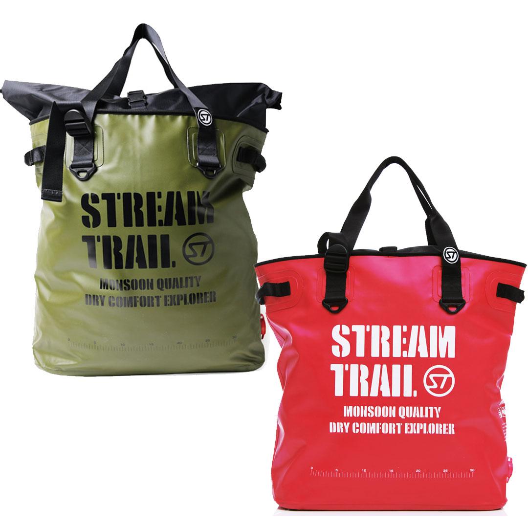STREAM TRAIL ( ストリームトレイル ) 品名/Marche DX-0 トートバッグMARCHE DXシリーズは抜群の防水を誇るトートバッグシリーズ