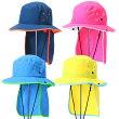 ビーチハット/サーフハット/帽子/ハット/紫外線防止/撥水/キャンプ/アウトドア/バーベキュー