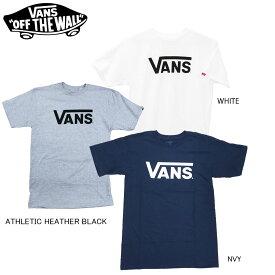 バンズ VANS CLASSIC VN000 Tシャツ USサイズロゴデザイン