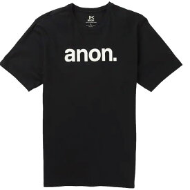 "バートン BURTON 19/20"" ANON SHORT SLEEVE T-SHIRT W20JP-214841 メンズ半袖Tシャツ"