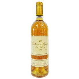 [1997] シャトー・ディケム 750ml ソーテルヌ Chateau d'Yquem / Sauternes [Ko-2]