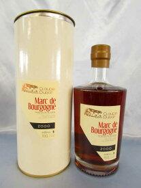 [2000] マール・ド・ブルゴーニュ 750ml クロード・デュガMarc de Bourgogne / Claude Dugat [Na1-1]