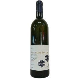 [2018] 京都丹波 ピノ・ブラン 樽発酵 シュール・リー 750ml / 丹波ワイン [京都] Pinot Blanc Sur Lie / Kyoto Japan TAMBA WINE [Na10-5]