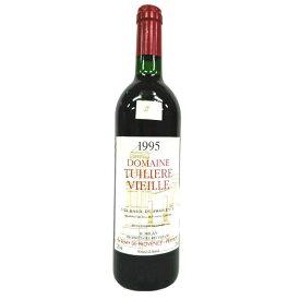 [1995] ドメーヌ・チュイリエール・ヴィエリール【B】 750ml Domaine Tuiliere Vieille [Ko-9]