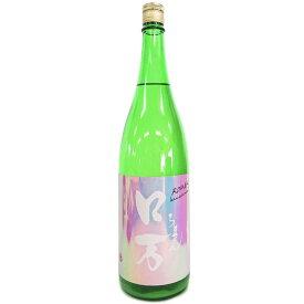 花泉 かすみロ万 純米吟醸 うすにごり生原酒 [1800ml] [花泉酒造] [福島]