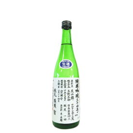 米鶴 純米吟醸 三十四号仕込 生 [720ml] [米鶴酒造] [山形]