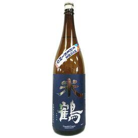 米鶴 生もと純米吟醸 生 [1800ml] [米鶴酒造] [山形]
