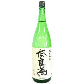 奈良萬 純米吟醸 [1800ml] [夢心酒造] [福島]