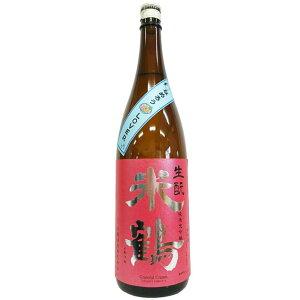 米鶴 生もと 純米大吟醸 なめろうLOVER 一度火入れ [1800ml] [米鶴酒造] [山形]