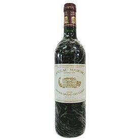 [1988] シャトー・マルゴー 750ml マルゴー Chateau Margaux [Ko-3]