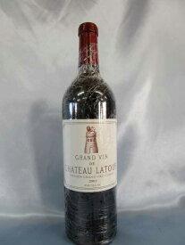 [2003] シャトー・ラトゥール 750ml ポイヤック Chateau Latour [Ko-1]