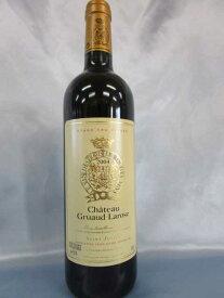 [2004] シャトー・グリュオ・ラローズ 750ml サンジュリアン Chateau Gruaud Larose [Ko-7]