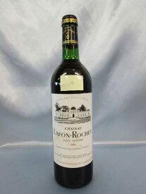 [1983] シャトー・ラフォン・ロシェ【A】 750ml サンテステフ Chateau Lafon Rochet [Ko-7]