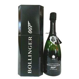[2009] ボランジェ グランダネ ジェームス・ボンド 007 スペクター リミテッド・エディション 750ml Bollinger Grande Annee 007 Spectre Limited Edition [Sy-1]