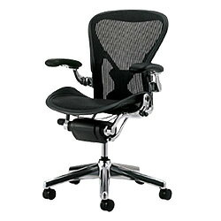 herman miller aeron chair aeron polish army base and posturefit full equippedb size classic - Herman Miller Aeron Chair