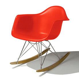 【ポイント5倍!】HermanMiller(ハーマンミラー) 「Eames Shell Chair / Armchair(シェルチェア)(RAR)」 レッド