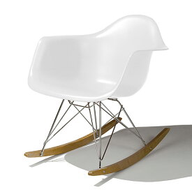 【ポイント5倍!】HermanMiller(ハーマンミラー) 「Eames Shell Chair / Armchair(シェルチェア)(RAR)」 ホワイト