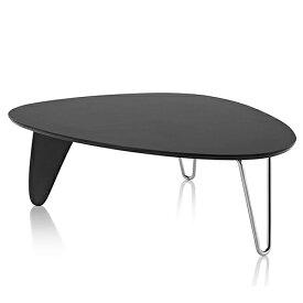 【ポイント5倍!】HermanMiller(ハーマンミラー) 「Noguchi Rudder Coffee Table」エボニー