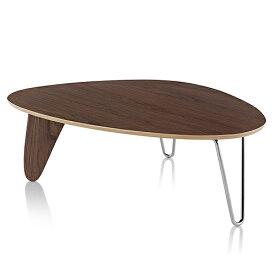【ポイント5倍!】HermanMiller(ハーマンミラー) 「Noguchi Rudder Coffee Table」ウォールナット