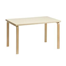 【ポイント10倍!】artek(アルテック)ダイニングテーブル 81B バーチ