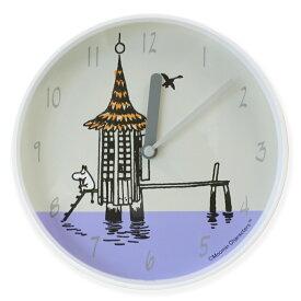 MOOMIN TIMEPIECES(ムーミン・タイムピーシーズ)「MOOMIN CLOCK (水浴び小屋)」