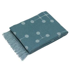【ポイント10倍!】Vitra(ヴィトラ)「Eames Wool Blanket」ライトブルー【受注品】