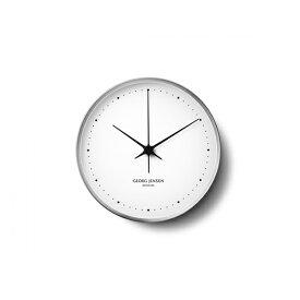 【ポイント10倍!】Georg Jensen(ジョージ ジェンセン)掛時計HK(エイチケー)ウォールクロック 10cm