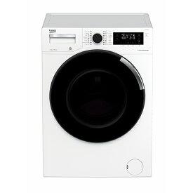 【お買い物マラソン開催!ポイント最大19倍|6/26 1:59まで】beko(ベコ)全自動電気洗濯機 WTE8744X0 8kg