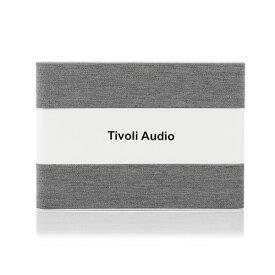 【ブラックフライデー開催中!1000円OFFクーポンあり!ポイント最大29倍|11/24 01:59まで】Tivoli Audio(チボリ・オーディオ)「Model SUB 」ホワイト/グレー