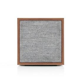 【ブラックフライデー開催中!1000円OFFクーポンあり!ポイント最大29倍|11/24 01:59まで】Tivoli Audio(チボリ・オーディオ)「ART Cube 」ウォールナット/グレー