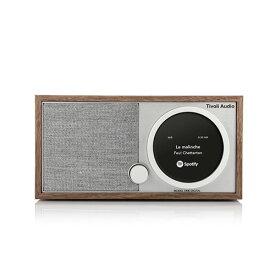 【ブラックフライデー開催中!1000円OFFクーポンあり!ポイント最大29倍|11/24 01:59まで】Tivoli Audio(チボリ・オーディオ)「Model One Digital 」ウォールナット/グレー