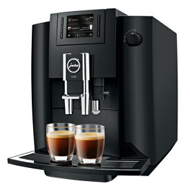 【12/4 (水)20:00よりスーパーセール|最大2,000円OFFクーポン|ポイント最大31倍!12/11(水)01:59まで】JURA(ユーラ) 全自動コーヒーマシン「E6」