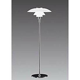 【ポイント10倍!】【予約注文】louis poulsen(ルイスポールセン) フロアスタンド照明「PH4 1/2-3 1/2 グラスフロア(GLASS FLOOR)