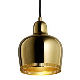 【ポイント10倍!】artek(アルテック)ペンダント照明 A330S GOLDDEN BELL(ゴールデンベル) SAVOY ブラス