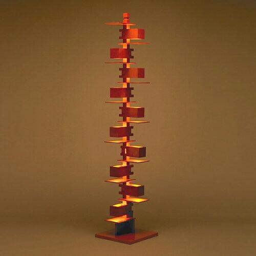 【ポイント2倍!】【OUTLETセール】Frank Lloyd Wright(フランクロイドライト)TALIESIN 2 (タリアセン2) チェリー【箱破損品】