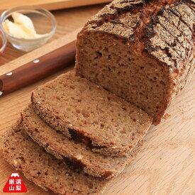 無塩ドイツパンセット スライスお届け 本場ドイツパン ライ麦100% ブロート