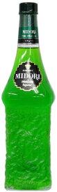 ミドリ メロンリキュール【700ml/20%】 MIDORI 20191209