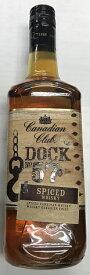 カナディアンクラブ ドック NO57 スパイスドウイスキー 750ml 40%