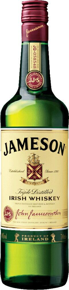 ジェムソン 正規品 700ml 40% ジェイムソン