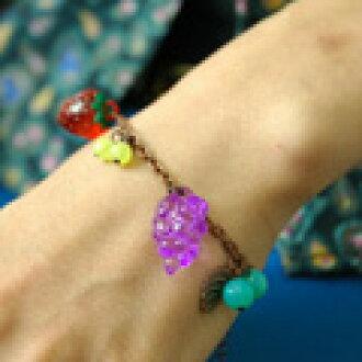 Toy rhythm accessories [fruit bracelet]