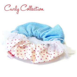 Pop a heterogeneous material... the MIX pink dot cotton towel fabric colors! Alone on the wrist is volutmushsch strong presence of her pony! ♦ Curly Collection (Kali collection): Lily [pile ballerina dot]