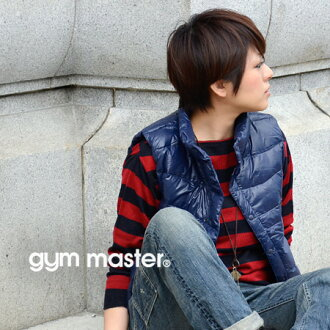 Revolution child win the cold winter! In the inner unisex sheer zip up vests become outerwear! And women's and lightweight outdoor / feather, men's 95% ◆ gym master ( jimmaster ): Special! ライトウエイトダウンパッカブル best