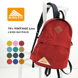 Have the confidence to women, ♪ ケルティー classic ヴィンテージラインキッズデイパック! While slim full inside pocket, outside pockets also fitted! /KID'S / women 's/men's / unisex unisex ◆ KELTY ( Kelty ) VINTAGE Line KIDS DAYPACK