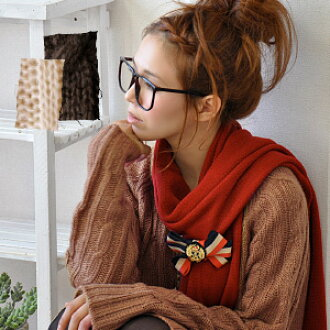 Always want wear this winter! fascinated by cute girls can roughly cable seaterwan piece ♪ knee-length knitwear and long tunic / solid / clothing / ladies ◆ chocolatcabrnittwan piece