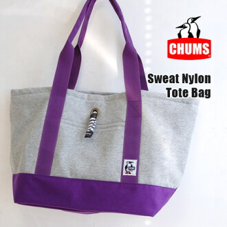 After all the daily bag wants to be particular about capacity and strength! Shawl BAG with full of a feeling of OUTDOOR which used コーデュラナイロン to a base and a handle! / shawl / man and woman combined use / unisex /CH60-0349 ◆ CHUMS (Kiamusze): Sweat shirt