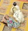 숄 핀 펠트로 완성된 애니멀 마스코트가, 브로치가 되어 버린♪레디스쇼르핀키르트핀밧지 잡화 소품 선물 동물 고양이 고양이묘조양토끼 스톨 클립동 소품◆후와모코아니마르즈쇼르핀