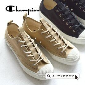 【送料無料】 23/24/25/26 ローカットスニーカー 。 レディース シューズ 靴 シンプル 大きいサイズ C2-L703 ぺたんこ 歩きやすい 日本製 ロチェスター◆CHAMPION(チャンピオン):ROCHESTER LO CC