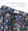 Skirt / floret pattern was spread all; is light; is a long skirt softly. Cotton ◆ zootie (zoo tea) relaxedly 100-percent-cotton lady's bottoms maxi long maxi in the spring and summer: Indian cotton maxi [purple flower]